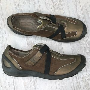 Privo Leather Walking Shoes 8 1/2